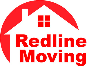 Redline Moving Los Angeles logo